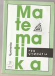 Matematika pro gymnázia - Planimetrie - Pomykalová