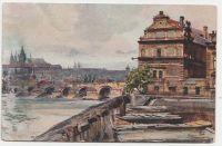 Praha Staroměstské mlýny