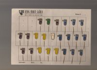 23x odznak Synthesia Kolín