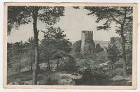 Kališnický hrad Valečov z XV. věku