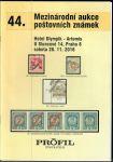 44. Mezinárodní aukce poštovních známek