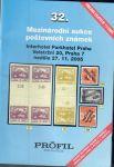 32. Mezinárodní aukce poštovních známek