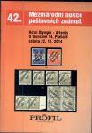 42. Mezinárodní aukce poštovních známek