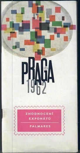 Praga 1962 Zhodnocení exponátů