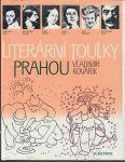Literární toulky Prahou - Kovářík