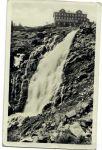 Krkonoše - Labský vodopád