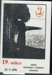 19. aukce knihy rukopisy-podpisy grafika