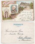 Památce Fr. Palackého 1798 - 1898