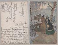 Feldpost Donauflotille 1917