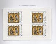 1997 - Umělecká díla na známkách
