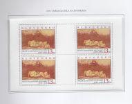 1999 - Umělecká díla na známkách