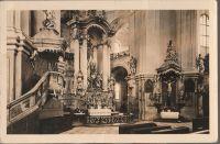 Křtiny - Hlavní oltář