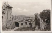 Zříceniny hradu Pecky