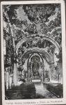 Vnitřek chrámu loretánského v Praze na Hradčanech