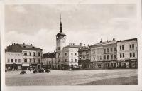 Kroměříž - Masarykovo nám.
