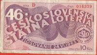 46. Československá štátna lotéria