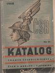 Katalog známek Československa Čech a Moravy, Slovenska