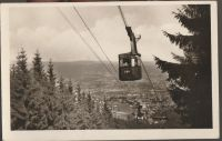 Liberec - Lanovka na Ještěd