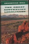 The great Australian loneliness - Hill