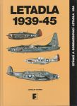 Letadla 1939-45 Stíhací a bombardovací letadla - Schmid