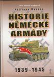 Historie německé armády 1939-1945 - Masson