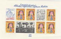 X. mezinárodní dětská výtvarná výstava Lidice 1982