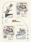INTERKOSMOS - 5. výročí letu SSSR - ČSSR 1983