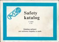 Safety katalog Katalog zařízení pro ochranu majetku a osob