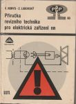 Příručka revizního technika pro elektrická zařízení nn - Honys